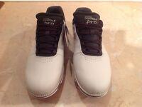 Gents Skechers go-pro golf shoes size 8