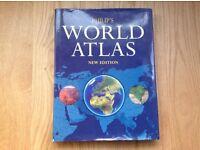 Philips World Atlas New Edition Large Hardback Edition