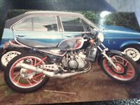 LOOKING FOR YAMAHA RD 350 LC, REG A22 CAN