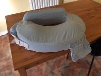 """""""My Breast Friend"""" nursing pillow in a very good condition for sale"""