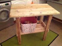 Kitchen Island/Work Table