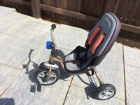 PUKY ceety CAT S6 2in1 Tricycle Buggy