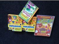 Moshi Monsters Book and Card Bundle