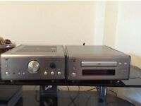 Denon Integrated Amplifier with CD player