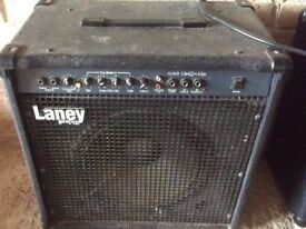 Laney Hardcore Max HCM65B Bass Amp