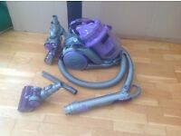 DYSON ANIMAL BAGLESS VACUUM CLEANER LITTLE USE