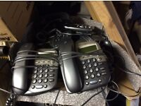 Office Business Home telephone and answering machine BT Decor 1300 (1-3)