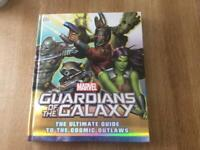 Marvel Guardians of the Universe The Ultimate Guide.