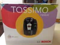 Tassimo Fidelia Coffee Machine BNIP