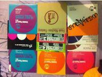 11 new tidy trax vinyl hard house