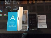 Galaxy A5 mobile phone. Good condition with screen protector fitted.
