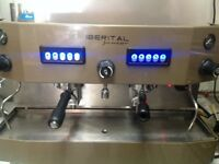 commercial coffee coffee machine- FULLY SERVICED