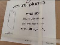 Victoria plumb shower screen £40
