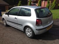 VW POLO E60 3DOOR HATCHBACK 1200 CC