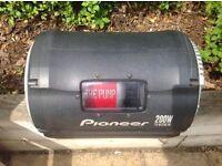 Pioneer Sub Woofer 200w TS-WX20LPA