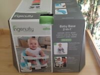 Baby booster seat ' Ingenuity' by Bright Stars