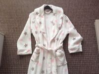 Ladies Long Dressing Gown Size Large