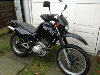 YAMAHA XT600. 2003. ELECTRIC START.
