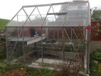 Greenhouse going for grabs!