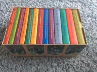 Lemony Snicket, A series of unfortunate events books