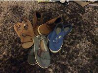 Boys shoes/ boots bundle all next size 9