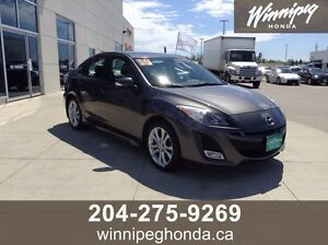 2010 Mazda3 GT! Clean Title, Winter Tires Included!