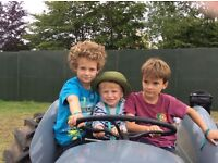 After school & holiday nanny for three cheeky boys in Shepherds Bush