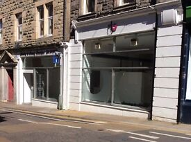 REDUCED RENTAL - Newly fitted beauty salon to let/for sale in Elgin