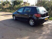 Peugeot 1.6 Diesel ..manual transmission, good condition...long MOT