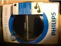Philips MP3-CD player EXP2546 NEW