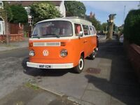 Vw Devon camper
