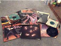 Vinyl records - mixed collection