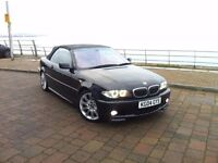 2004 BMW 330 CI Cabriolet - Finance Available