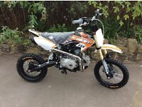 (BRAND NEW) SLAM MXR 125CC PIT BIKE