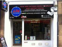 Computer Repair and Retail Shop / Office - Leith, Edinburgh