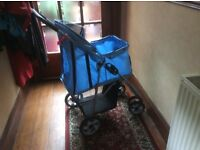 Per Stroller for sale used once £25