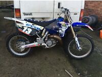 yz125 good clean bike ready to go just had full service just needs a rider bargain