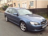 2006 Subaru Legacy R Estate AWD (4x4) Long MOT