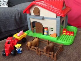 Chad Valley toy Farm