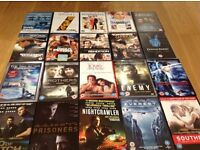 JOB LOT of Jake Gyllenhaal DVD's incl. Southpaw & Everest