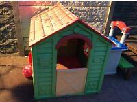 Little Tikes Playhouse