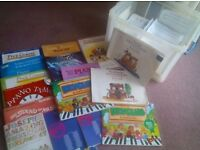 Music Books and Sheet Music for the Piano and Keyboard