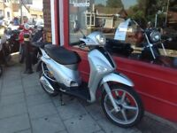 PIAGGIO LIBERTY 125cc MOPED 12 MONTHS MOT FULLY SERVICED DELIVERY CAN BE ARRANGED