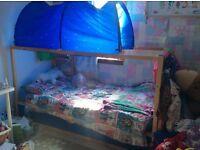 Ikea Kura kids bed