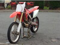 CRF 250cc 2008