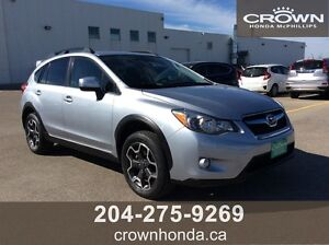 2014 SUBARU XV CROSSTREK 2.0 PREMIUM - ONE OWNER, LOCAL TRADE,