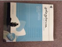 Beginners guitar handbook. Brand new with 2 sealled C.D's