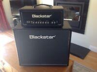 BLACKSTAR HT5R HEAD WITH MATCHING HTV 112 CAB