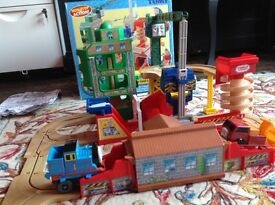 Thomas and cranky coal loader