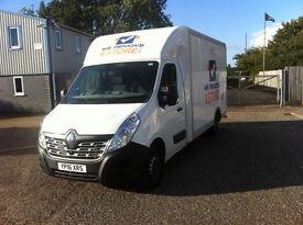 HUGE VAN! Man with a Van, House Removals, Office Removals, Removals, House Move, Collection, Courier